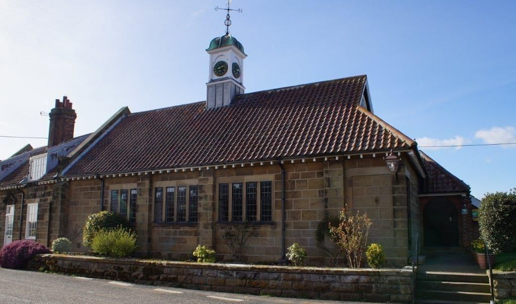 Village Hall Frontage